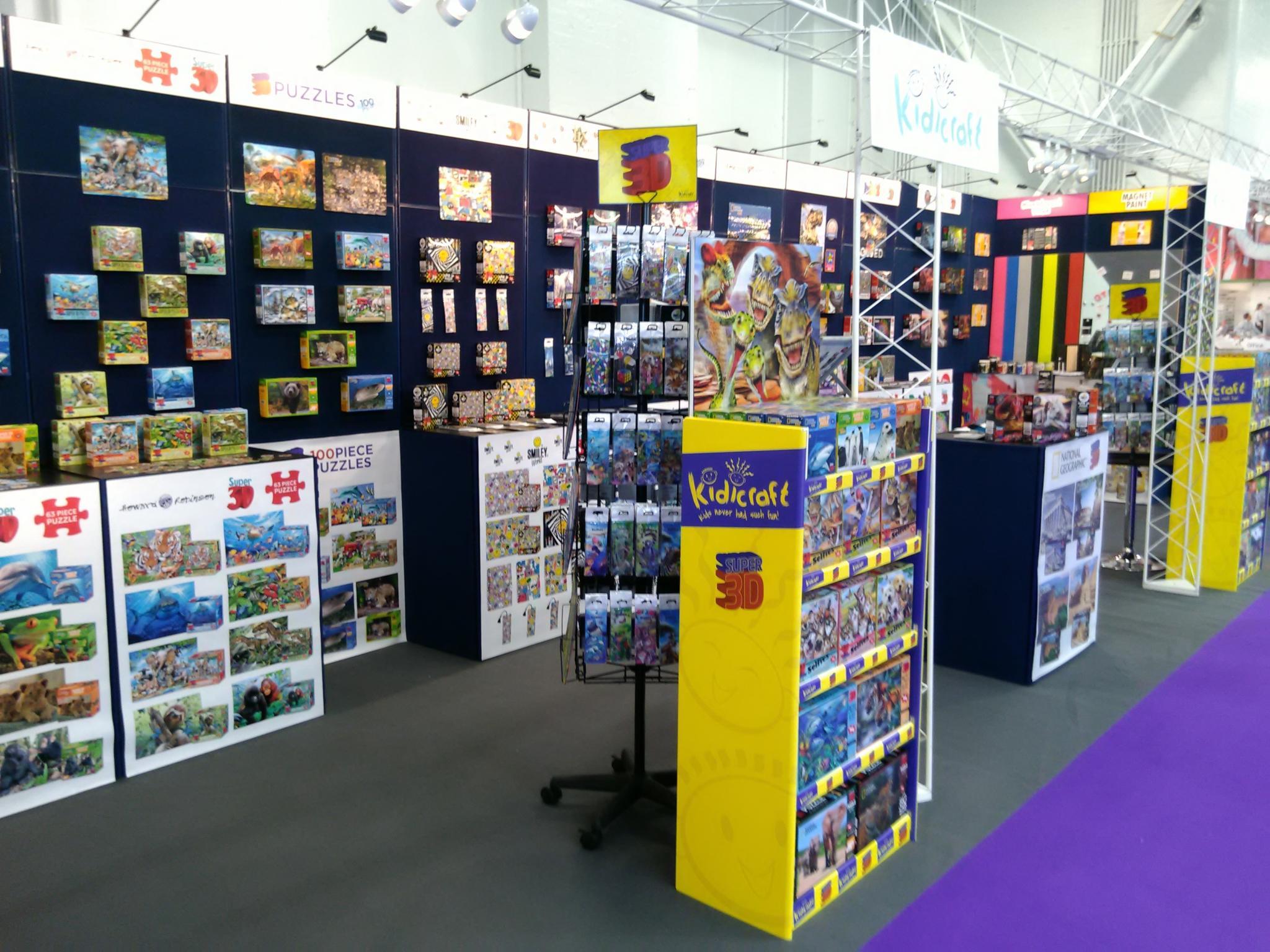 My Toy Fair Blog – Kidicraft