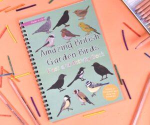 Amazing British Birds Fact and Activity Book