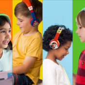 Children's headphones are designed for listening to music, watching movies and playing games, these headphones have been restricted to 85 dB and have been tested/passed as suitable for children aged between 3 - 7 years.