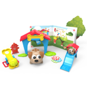 These award-winning playful pets bring early STEM concepts to preschool learning through 100% screen-free coding. Children code along with their pets' storybook adventure. Each storybook coding challenge unfolds in the Coding Critters™ fun pet playsets.