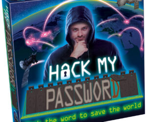 Step into the shoes of a hacker. Try to break through your opponent's firewall and decode their password before they manage to hack you! First player to hack their opponent's password or reach the finish line wins!