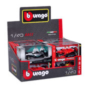 burago F! Car Assortment