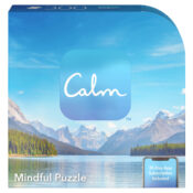 Spin Master has partnered with sleep and meditation app, Calm, to create new Calm Puzzles. Assemble them while listening to peaceful audio content. Each puzzle features a zen landscape with vibrant colours to lower stress levels and improve your mood.