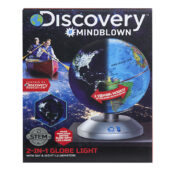 With day and night illumination to show the earth - an amazing educational STEM toy that will help children learn about geography.