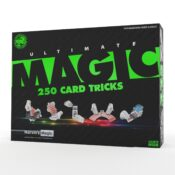 Ultimate Magic Card Tricks Assortment. For Ages 8 to Adult. Six fascinating tricks to collect, each pack includes bonus video instructions.