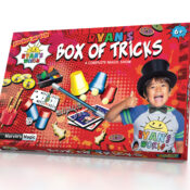 (MME0144) Ryan's World Box of Magic Tricks by Marvin's Magic