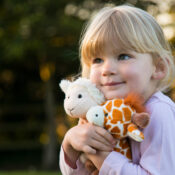 Pippins is a collection featuring 32 enchanting and lovable fun-size pet and wildlife soft toys. Each is unique in character, finished in super-soft fabrics and identified with their signature labels
