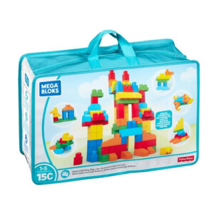 Made for little hands, featuring a chunky design so they are easy to play with! Compatible with all other Mega Bloks building sets. Full range available.