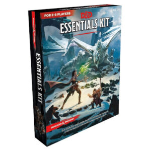 Comes with everything you need to get started and run your own campaign without buying extras. Designed with new features to allow 2-6 players to play without issues.