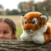 Attention to detail is the key to why Keel Toys wildlife soft toys are a favourite with many of the world leading zoos and wildlife charities!
