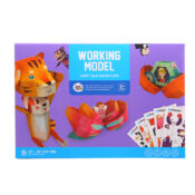 Working Models - Fairy Tale Adventure. Safe and easy to assemble, these creations will exercise the brain, enhance the flexibility of little hands and develop concentration whilst they have fun and make stories as they craft