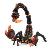 Fiersome creature from the Lava World, one of the 4 worlds of Eldrador