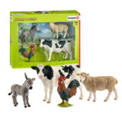Perfect introduction to the Schleich Farm World range