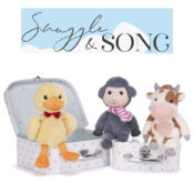 Made from the most gorgeous, premium super-soft materials, each character features a well known nursery rhyme relevant to the animal and can be played by pressing their tummy. Suitable for ages 0+.