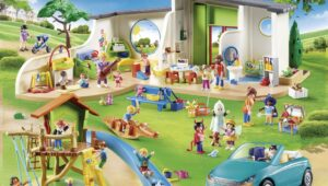 Playmobil City Life Pre-School Range