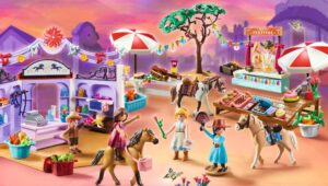 Playmobil DreamWorks Spirit Untamed Range