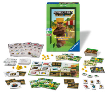 The ultimate sequel and companion game! Farm your land and take your vegetables to market, where you can trade with villagers for unique items with powerful abilities!