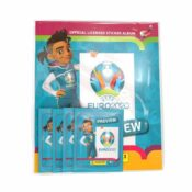 EURO 2020 Sticker Collection