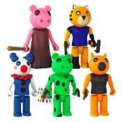 Piggy Mini Figures