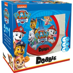 The beloved search-and-rescue dogs of the hit animated series join the Dobble fun!