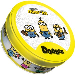 The anarchic henchmen from the Despicable Me franchise join the Dobble fun!