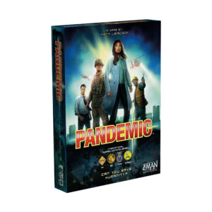 Race against time to rid the world of deadly diseases in this thrilling cooperative game! Put your head together with your friends to best use your characters' abilities as you travel the world and seek cures.