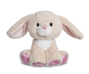 Glitzy Tots is our whimsical and cuddly range of soft toy animals. Each character is in a sitting position with sparkly accent materials on their feet and inner ears. Adorable and cute expressions make this a lovely range.