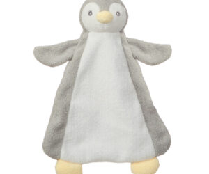 PomPom Penguin is part of our Ebba Cloud baby collection. We have a comprehensive range of soft toys animals characters within our baby range. All suitable from birth upwards and made in the softest materials, with embroidered eyes.