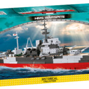 HMS Warspite Historical Collection 1:300 scale
