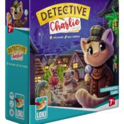 Detective Charlie needs your help! Investigate strange things that are happening in the city by meeting the inhabitants and finding out what they know.