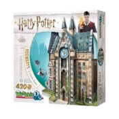The infamous Clock Tower - one of the oldest features of Hogwarts. This 3D puzzle will have you being able to turn back time, allowing the enjoyment to last forever!