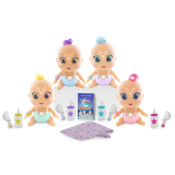 Luna Babies is a nurturing brand about 4 dolls that come from the moon to take care of children's dreams while they are sleeping. The Luna Babies have more than 10 functions and 2 modes.