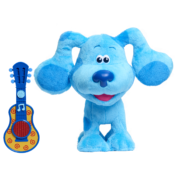 Don't miss the all-new Blue's Clues & You range! This fantastic collection brings the fun-learning pre-school show to life, delivering show-to-shelf storytelling in core segments, based on proven pre-school play patterns. There's feature plush, collectable figures, playsets and roleplay items!