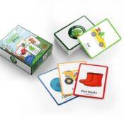 'Green Bean & Friends' 7 in 1 Card Game