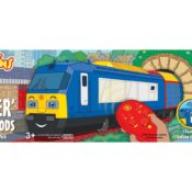 Playtrains - 'Thunder' Express Goods Remote Controlled Train Pack