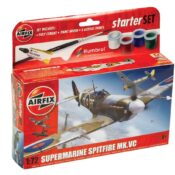 Small Starter Set Supermarine Spitfire MkVc