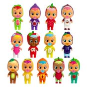 Discover the new world of Cry Babies Magic Tears Tutti Frutti! They are so cute and they are all fruity scented! There are 12+ fruit characters to collect plus a rare one!