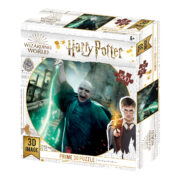 Voldemort New 500pc Prime 3D puzzle using the latest 3D lens to give great depth and motion to the image. Puzzle size 61cm x 46cm. Item code: HP32560