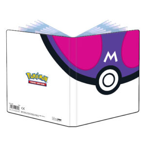Holds 40 collectable cards single loaded or 80 double-loaded. 10 high clarity, archival-safe pages.