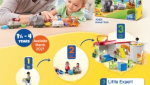 Playmobil 1.2.3 Toddler Range