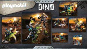 Playmobil Dino Range