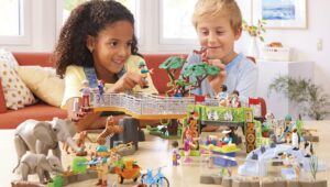 Playmobil Family Fun Large Zoo Range
