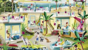 Playmobil Family Fun Beach Hotel Range