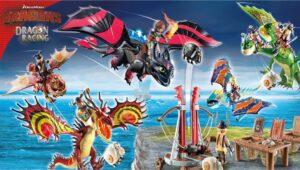 Playmobil DreamWorks Dragon Racing