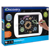 Another 2020 best-seller and a highlight of the Discovery creative range. Board has 36 different light up colours ad effects and comes with 4 neon pens.