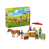 Lots of fun! The new Sunny Day Mobile Farm Stand is perfect for loading, transporting and selling fresh farm products!