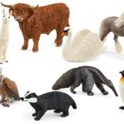 Beautifully designed, and hand-painted animal figurines, with an exceptional level of detail and authenticity.