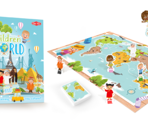 In this fun and educational game, kids travel around the world and learn about other countries and cultures. They also learn to recognise landmarks, animals, plants etc. Age 5 years+.