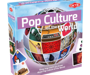 Recognise pop cultural trends around the world from various decades and win points by answering more detailed questions about them. Age 12 years+.