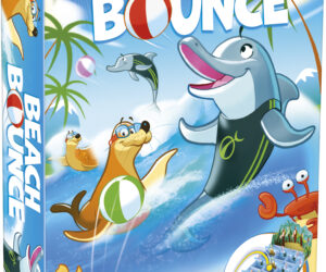 Dolphins and Seals are going snout-to-snout in this fun and energetic challenge! Choose your team and try to make 3 in a row by bouncing the beach balls and landing them in the waves. Age 4 years+